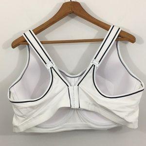 Lane Bryant Intimates & Sleepwear - NWT Livi Active High Impact Sports Bra - White